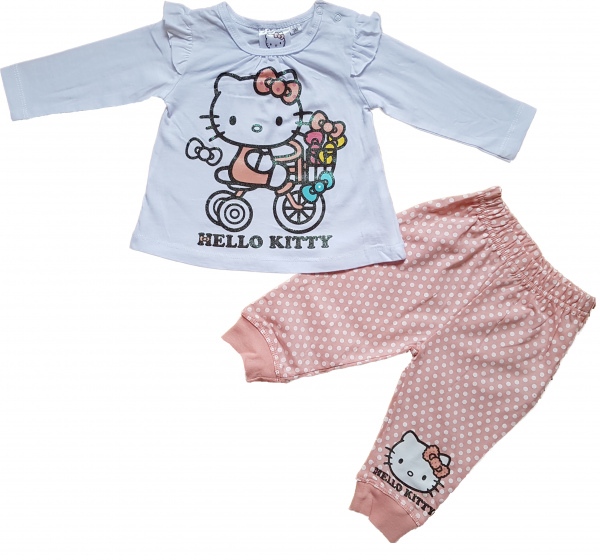 Hello Kitty póló+legging szett